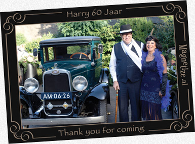 Harry 60 Jaar